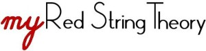 my Red String Theory Logo